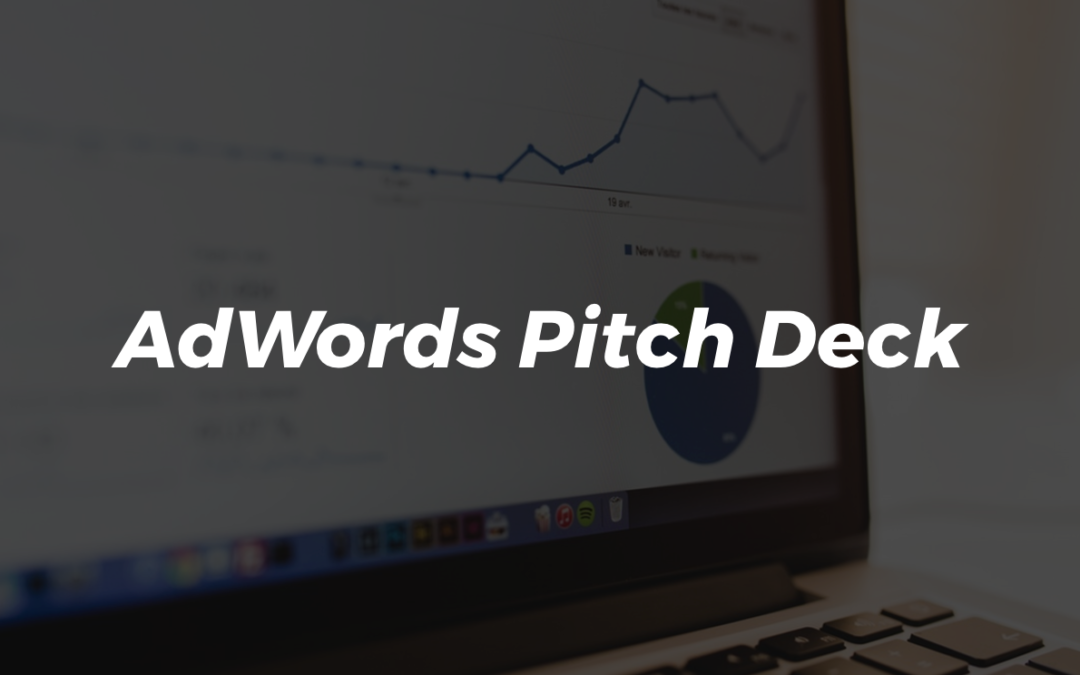 {FREE} Google Adwords PPC Pitch Deck