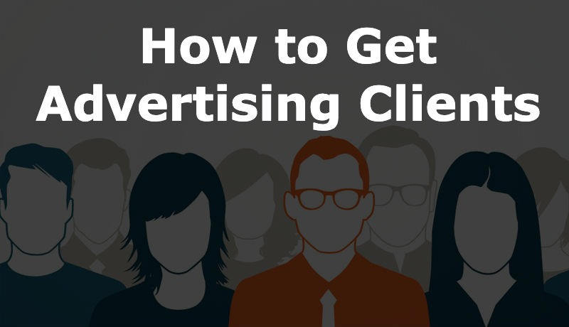 Get Online Advertising Clients