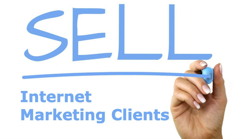 How to Sell Internet Marketing Services